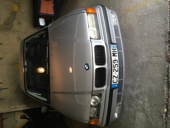 BMW 325I e36  4