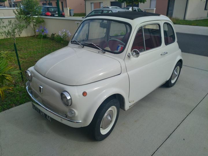FIAT 500F 0