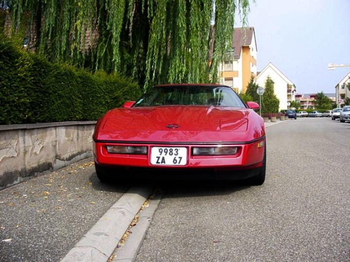 CHEVROLET Corvette c4 0