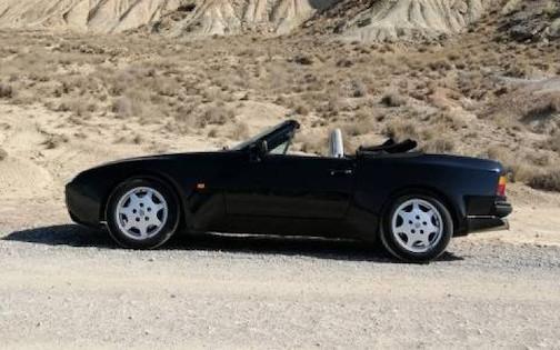 PORSCHE 944S2 Cabriolet 1