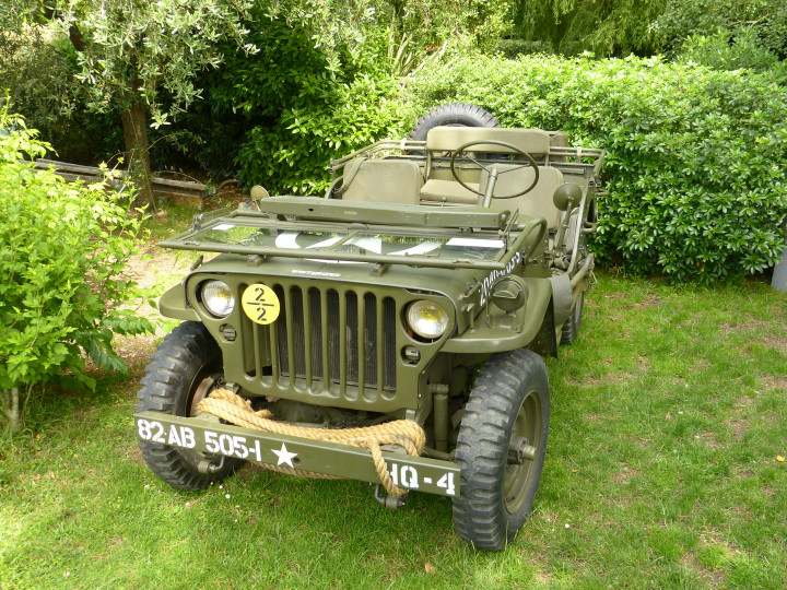 WILLYS MB 0
