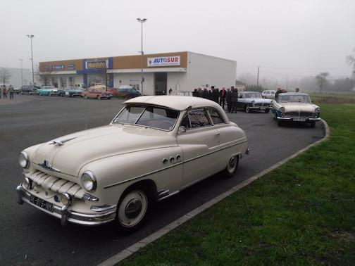 FORD Vedette coupé 2