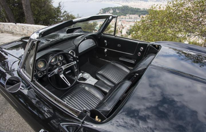 CHEVROLET Corvette Sting ray 2
