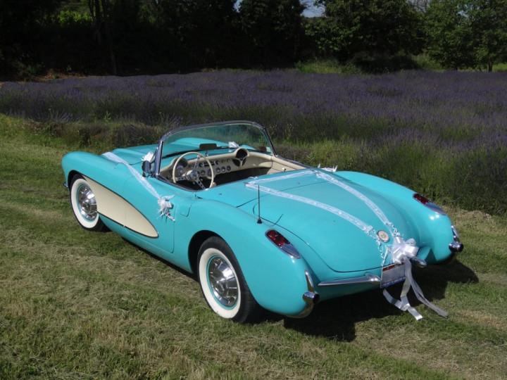 CHEVROLET Corvette C1 0