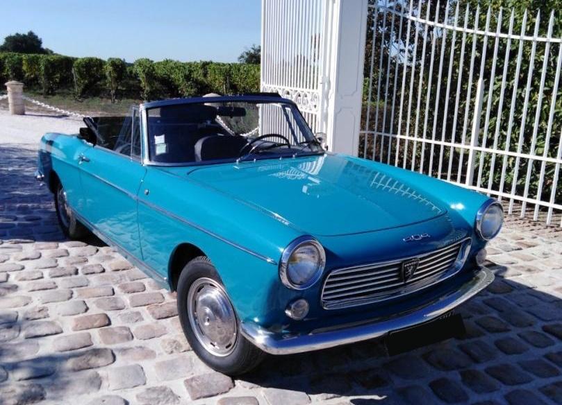PEUGEOT 404 Cabriolet 0