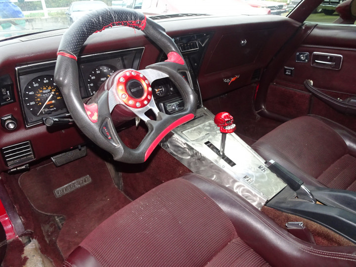 CHEVROLET Corvette c3 3