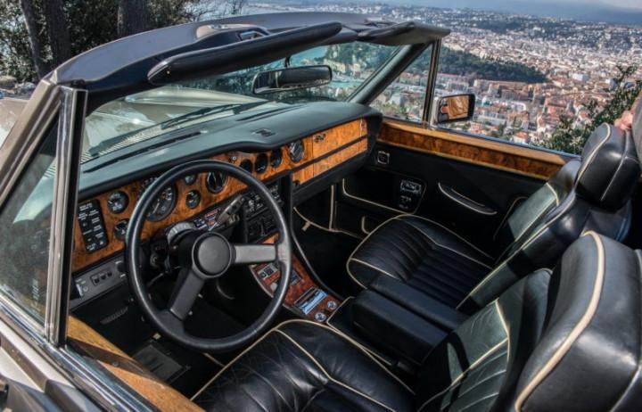 ROLLS ROYCE Corniche Cabriolet 2