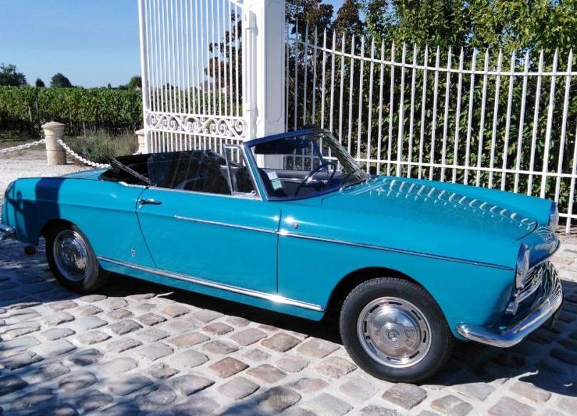 PEUGEOT 404 Cabriolet 1