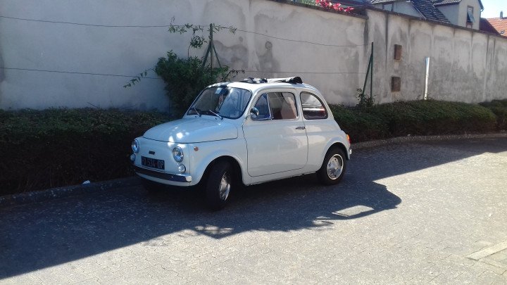 FIAT 500R 2