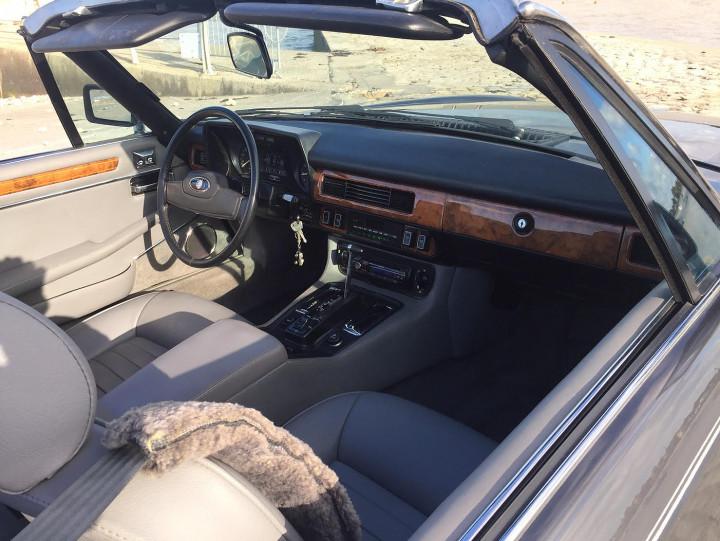 JAGUAR XJS V12 2