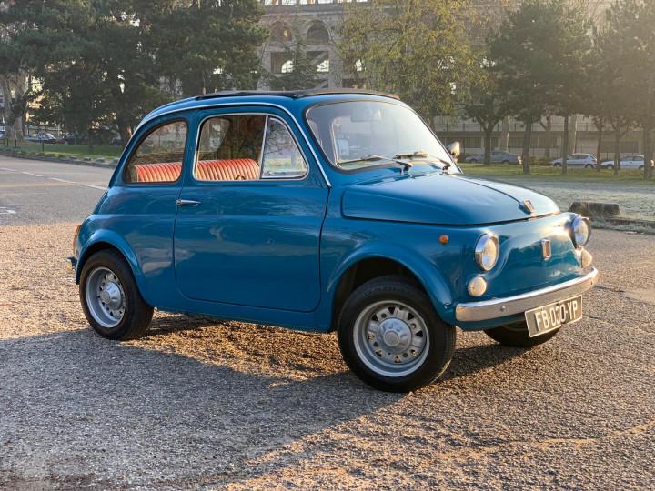 FIAT 500 F 0