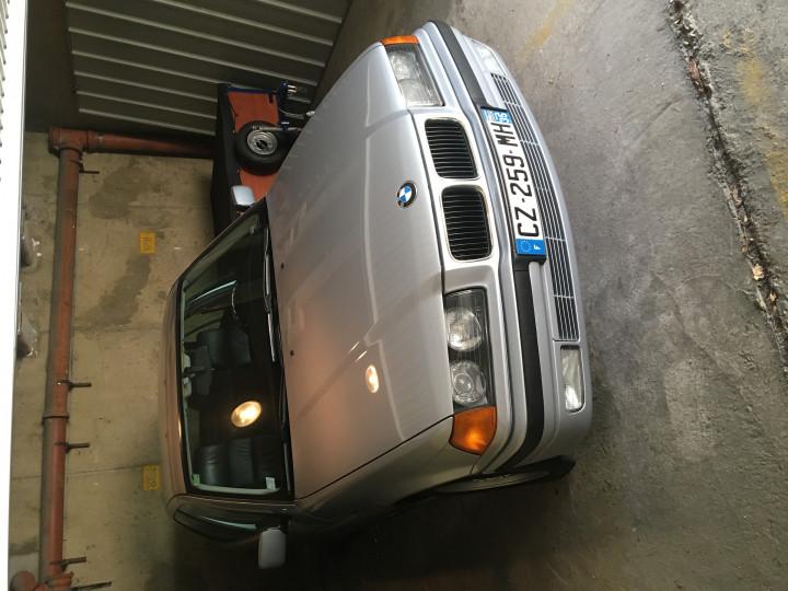 BMW 325I e36  3