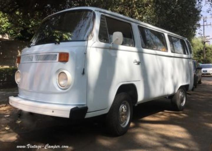VOLKSWAGEN combi baywindow t2 minibus 0