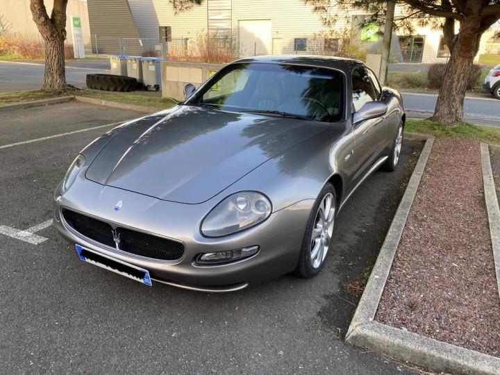 MASERATI Coupe 4200 2