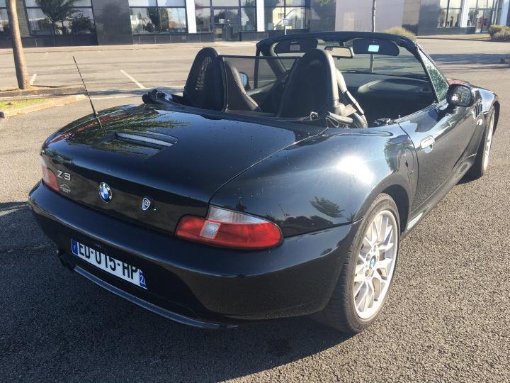 BMW Z3 Cabriolet  1