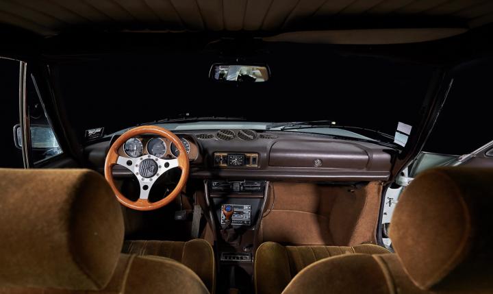 PEUGEOT 504 TI coupé V6 1