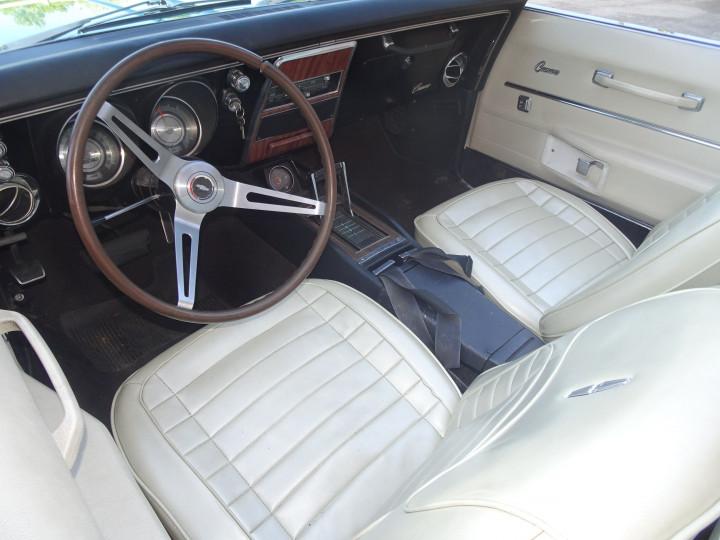 CHEVROLET Camaro RS cabriolet 1