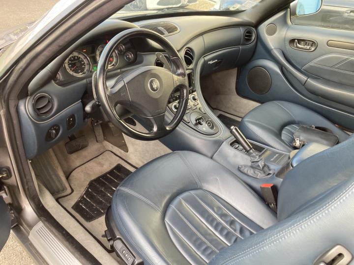 MASERATI Coupe 4200 4