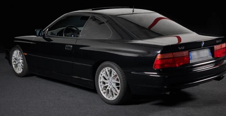 BMW 850i 1