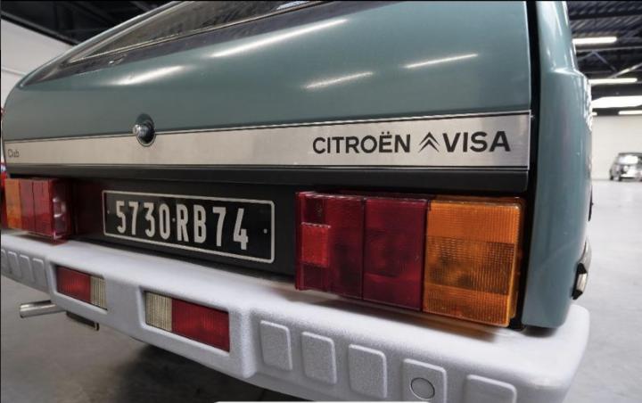 CITROEN Visa 2