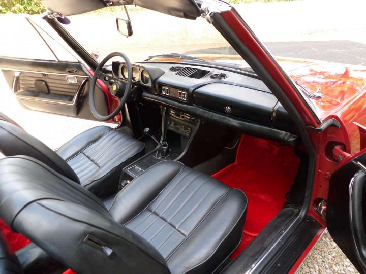 PEUGEOT 504 cabriolet  2
