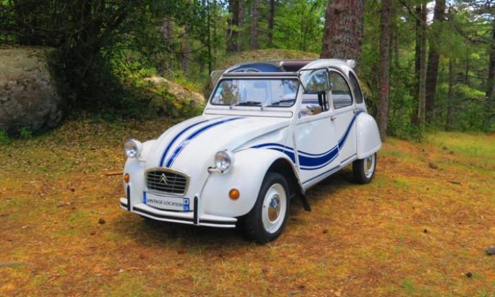 CITROEN Citroën 2CV 0