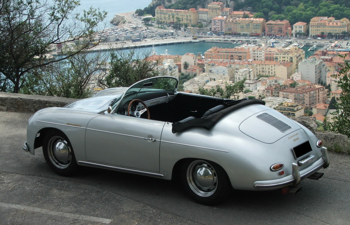PORSCHE 356 Speedster 2