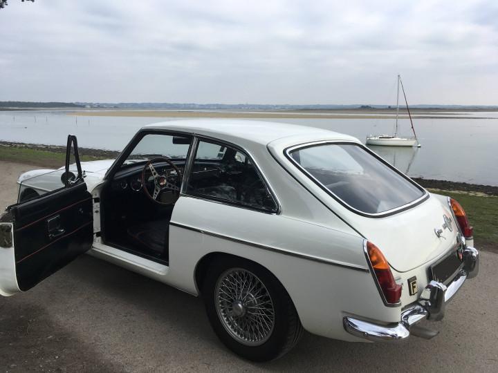 MG C GT 1