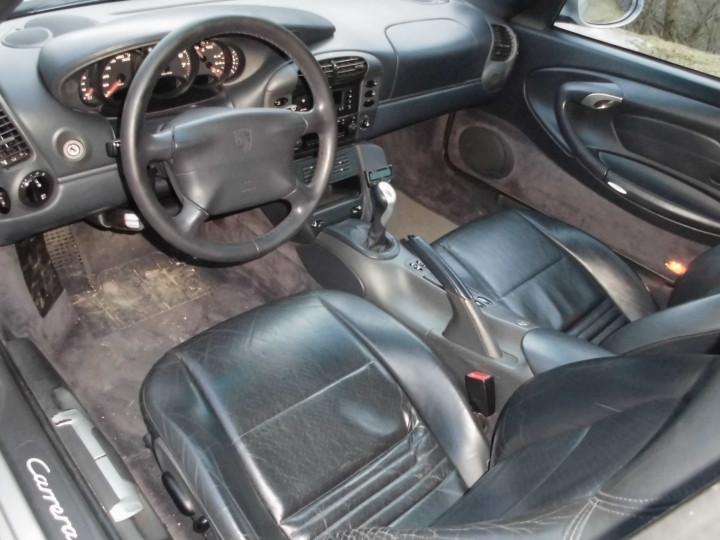 PORSCHE 911 996 3