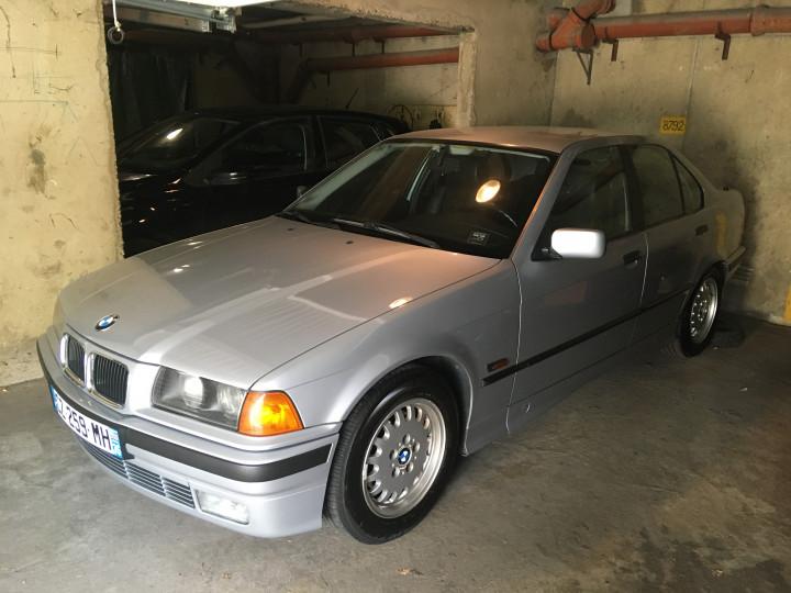 BMW 325I e36  1