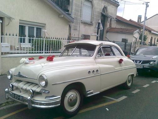 FORD Vedette coupé 1