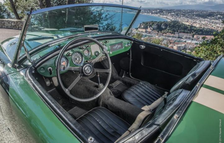 MG A Roadster  2
