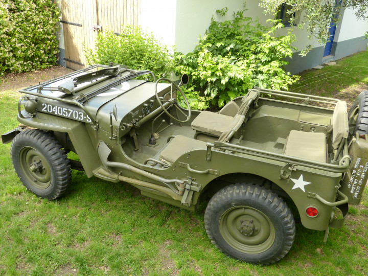 WILLYS MB 1