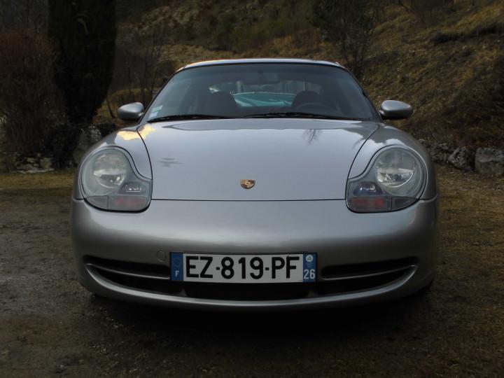 PORSCHE 911 996 1