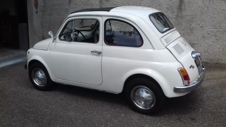FIAT 500R 1