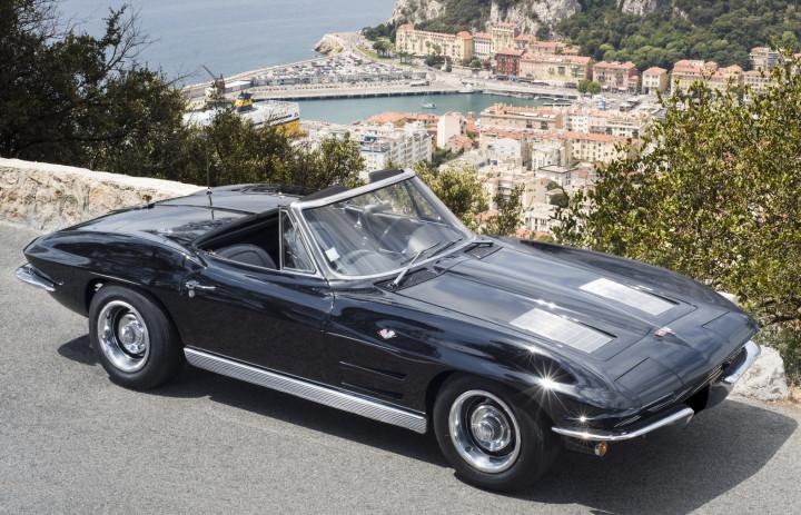 CHEVROLET Corvette Sting ray 0