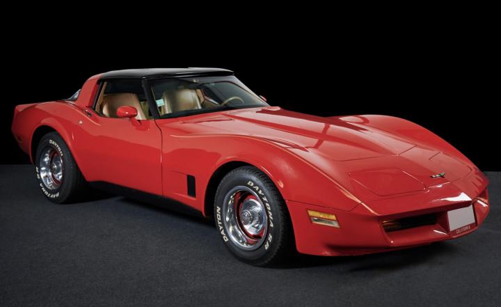 CHEVROLET Corvette c3 0