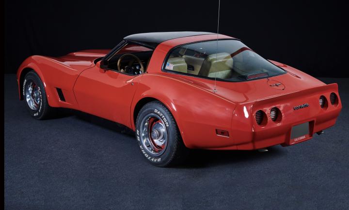 CHEVROLET Corvette c3 1