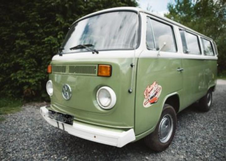 VOLKSWAGEN combi baywindow t2 minibus55 0