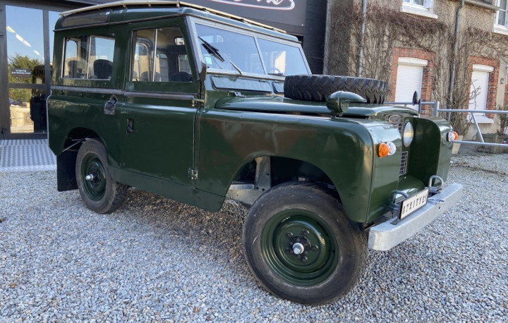 LAND ROVER SERIE 2A (Defender) 1