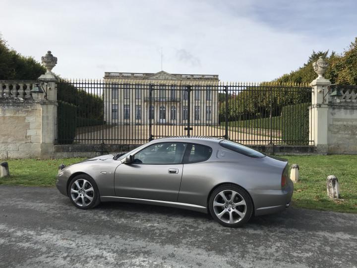 MASERATI Coupe 4200 0