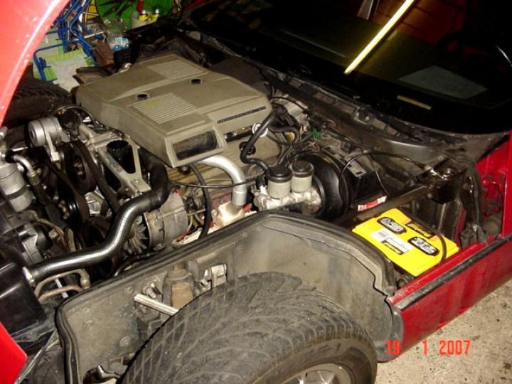 CHEVROLET Corvette c4 1