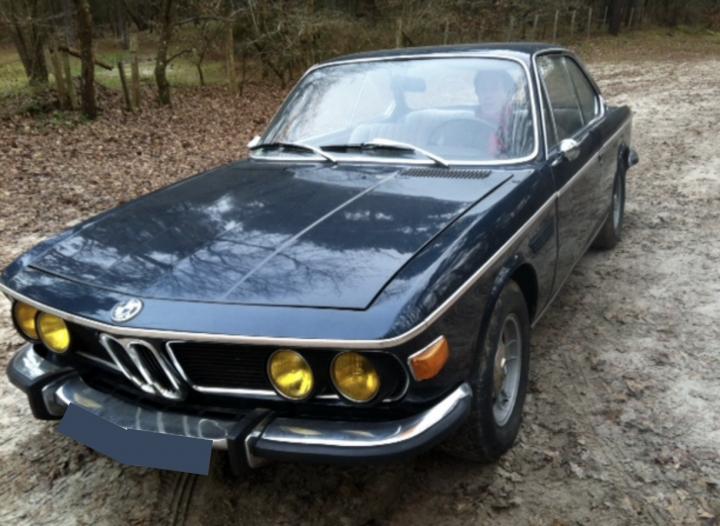 BMW 3.0 CS 0