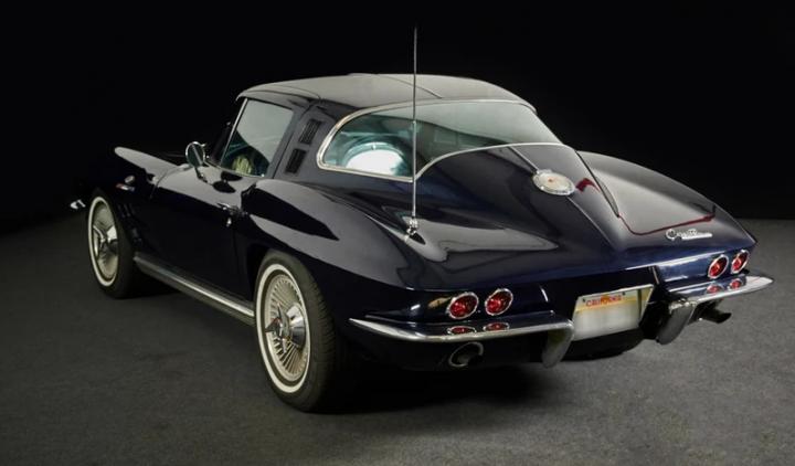 CHEVROLET Corvette C2 1