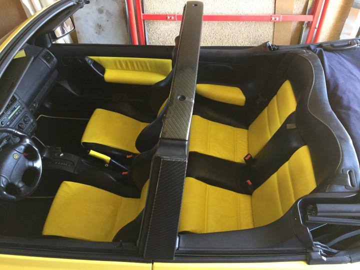 VOLKSWAGEN Golf 3 cabriolet 2