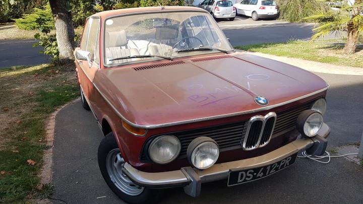 BMW 2002 1