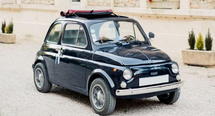 FIAT 500 R 1