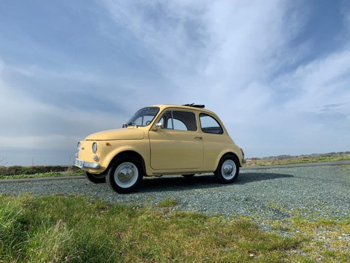 FIAT 500 0