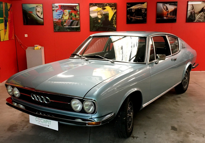 AUDI 100 coupe S 0