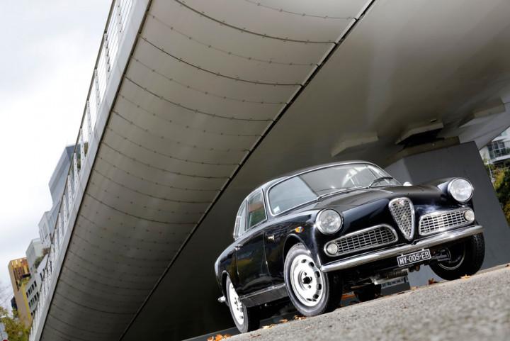ALFA ROMEO Giulietta Sprint 0